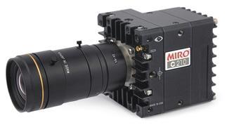 Caméra à haute vitesse c210 de vision research