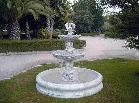 fontaine de jardin avec bac delphine ref 6000. Black Bedroom Furniture Sets. Home Design Ideas