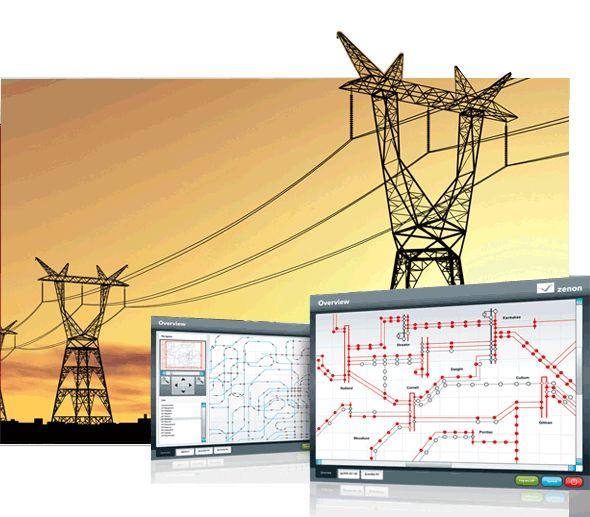 Zenon energy : logiciel de supervision dédié au secteur de l'énergie