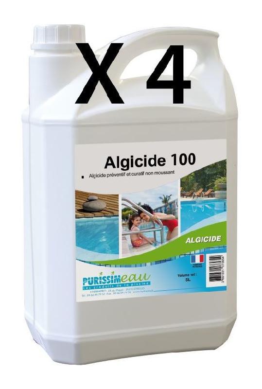 Anti algue en bidon tous les fournisseurs de anti algue for Algicide piscine