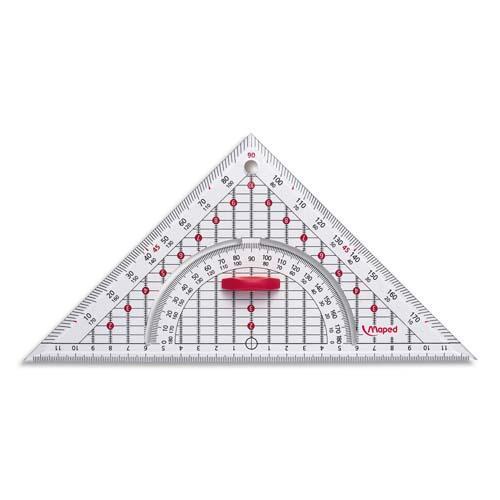 Maped equerre geometrie facile