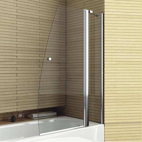 pare baignoire ouverture 90 verre 6mm voile comparer. Black Bedroom Furniture Sets. Home Design Ideas
