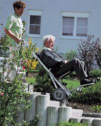 Monte-escalier mobile