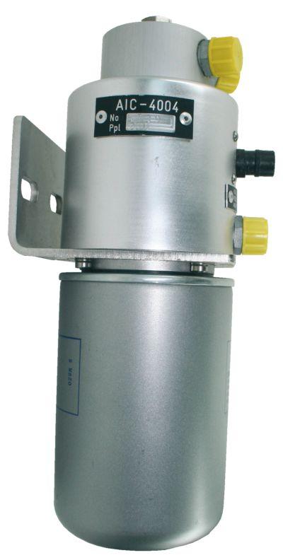 Aic 4000 veritas - débitmètre de carburant - flowmeter - 2000 impulsions par litre (modèle 4004), 804 impulsions par litre (modèles 4008 et 4008s)