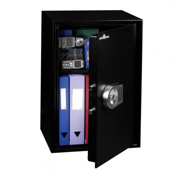 Coffre-fort ht anti-effraction – capacité 70 litres a code