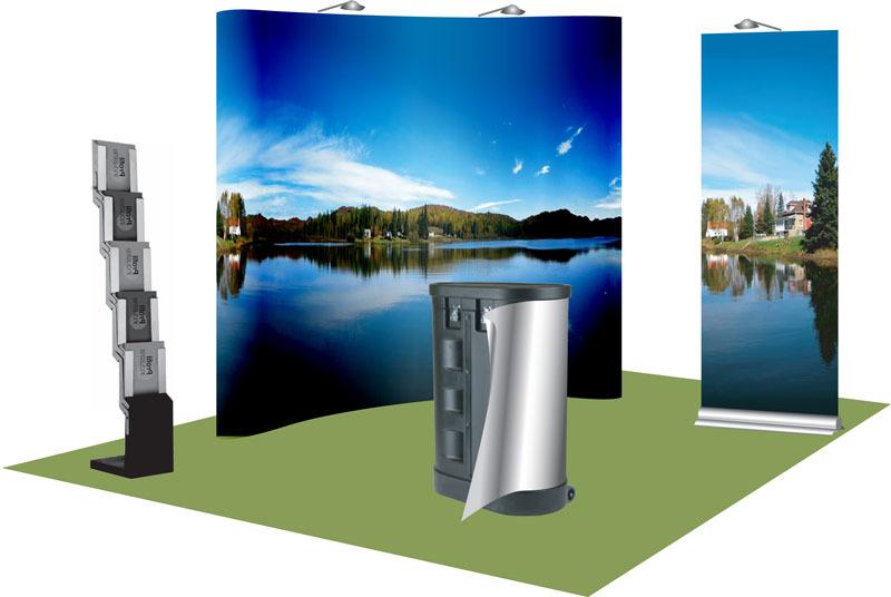 Pack salon mobile complet for Stand parapluie pour salon