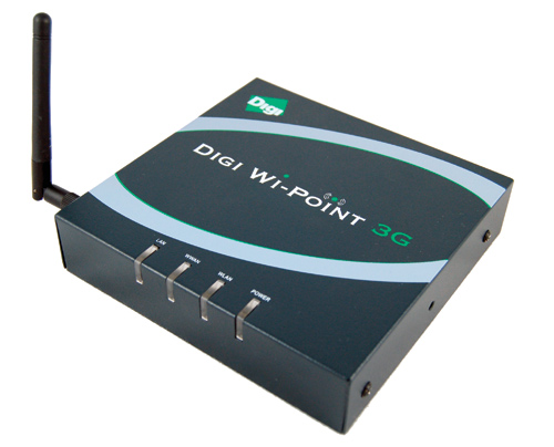 POINT D'ACCÈS WIFI DIGI WI-POINT 3G™