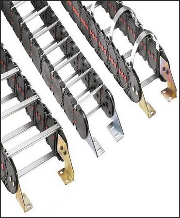 Chaine porte cables mixte serie lf - Chaine porte cable ...