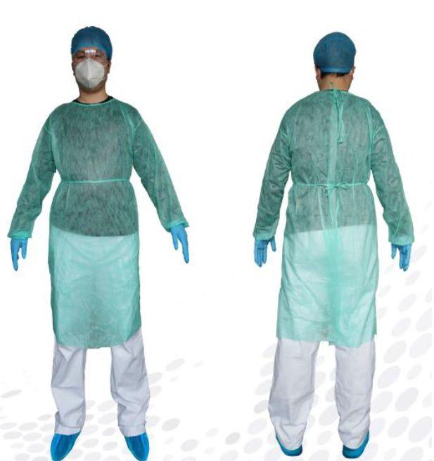 Blouse de protection pp 30 gr