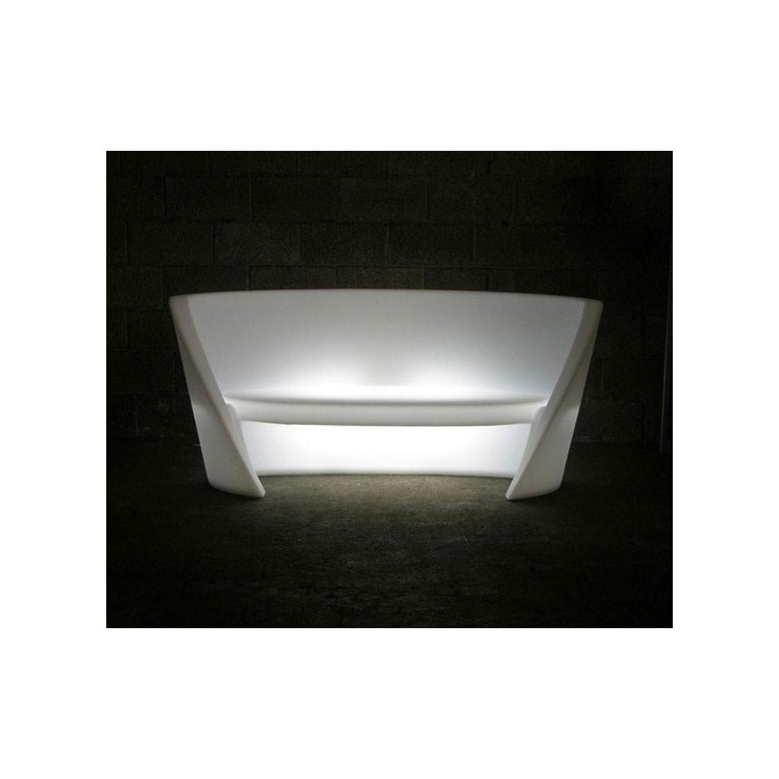 canape lumineux slide rap 170 cm. Black Bedroom Furniture Sets. Home Design Ideas