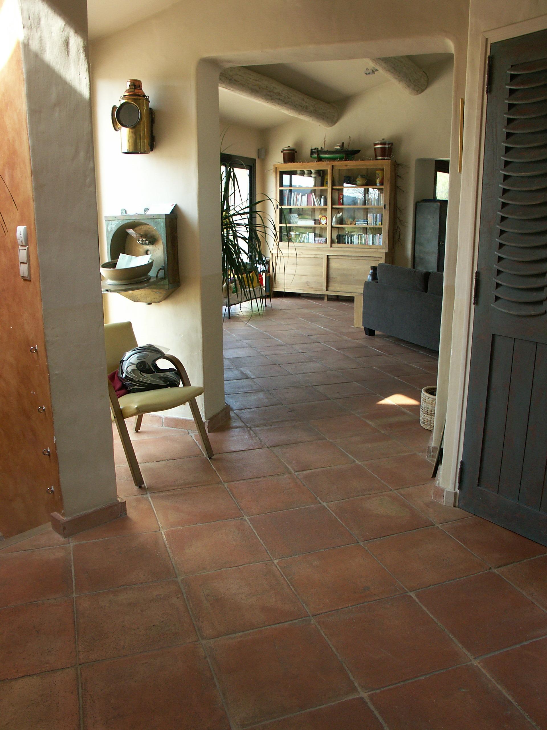 sols interieurs en terre cuite tous les fournisseurs revetement interieur terre cuite. Black Bedroom Furniture Sets. Home Design Ideas