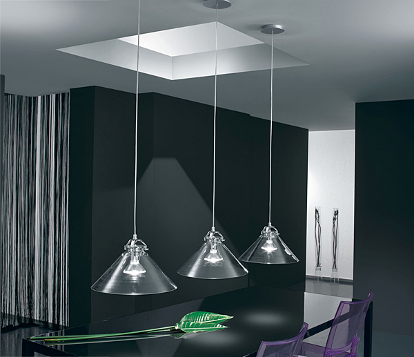 luminaire en suspension tommy s. Black Bedroom Furniture Sets. Home Design Ideas