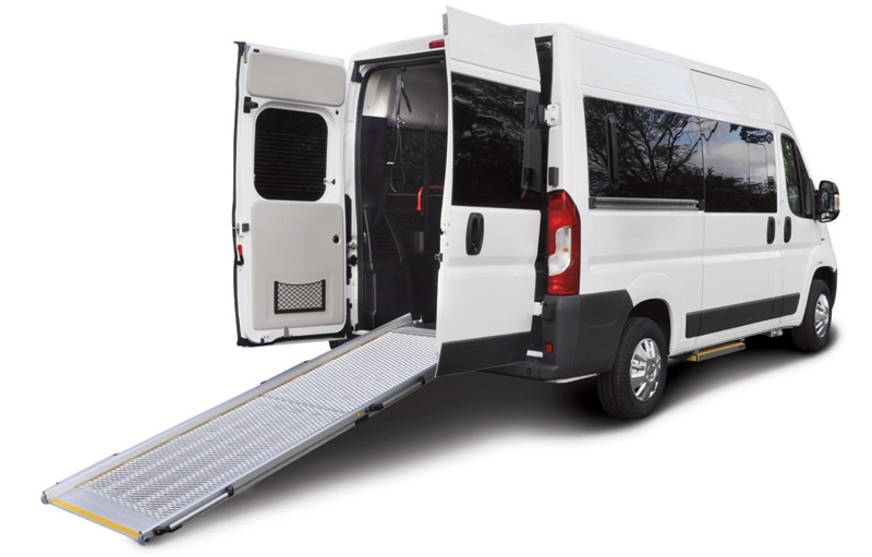 minibus fiat ducato combi convertible 9 places usage public. Black Bedroom Furniture Sets. Home Design Ideas