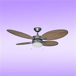 Ventilateur de plafond maya ventil plafond 4 pales eurem - Globe pour ventilateur de plafond ...