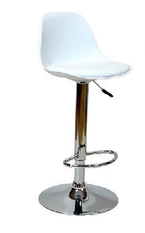 chaise de bar fruit design blanche comparer les prix de. Black Bedroom Furniture Sets. Home Design Ideas