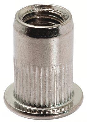 Ecrou noy sertir rivkle acier zingu t te fine f t hexagonal pictures to pin on pinterest - Tole acier 2mm ...