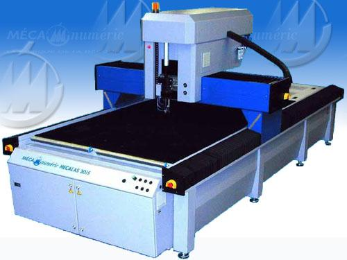 machine de decoupe laser co2 mecalase 1510. Black Bedroom Furniture Sets. Home Design Ideas