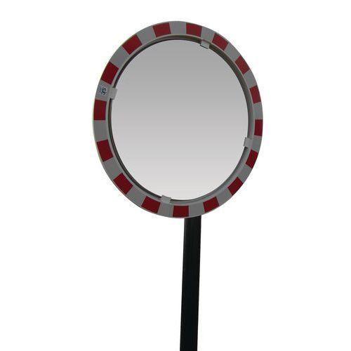Miroir de s curit ext rieur antibu e et anticondensation for Miroir industrie