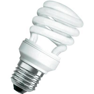 ampoule conomie d 39 nergie osram e27 20 w blanc chaud. Black Bedroom Furniture Sets. Home Design Ideas