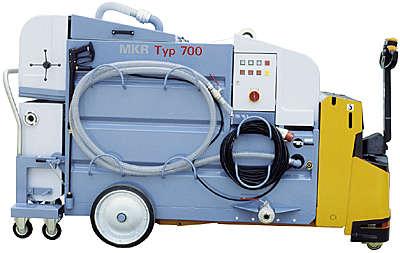 Centre de recyclage - type 700