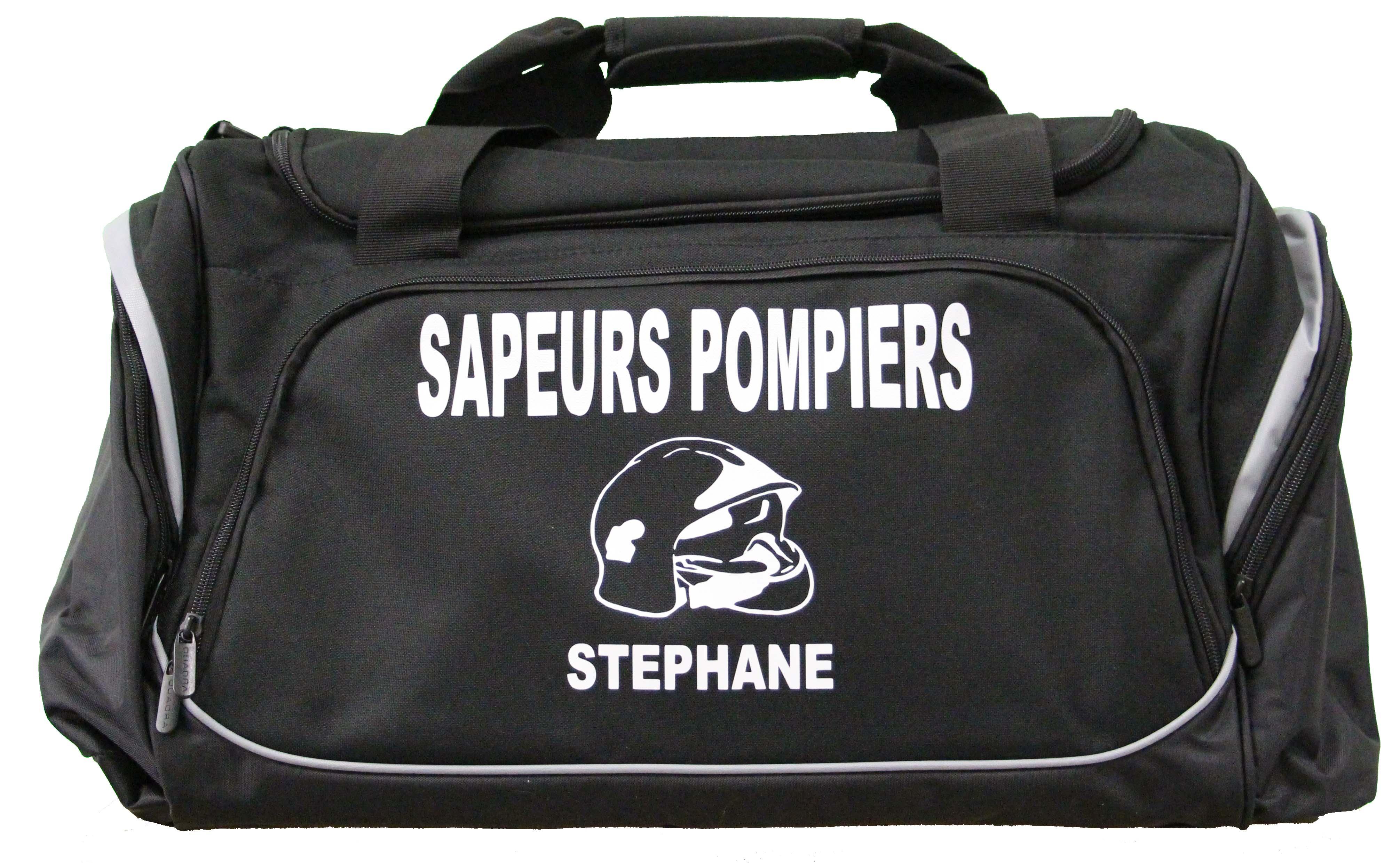d23c367379 SAC DE SPORT SAPEURS POMPIERS IMPRIMÉ CASQUE F1