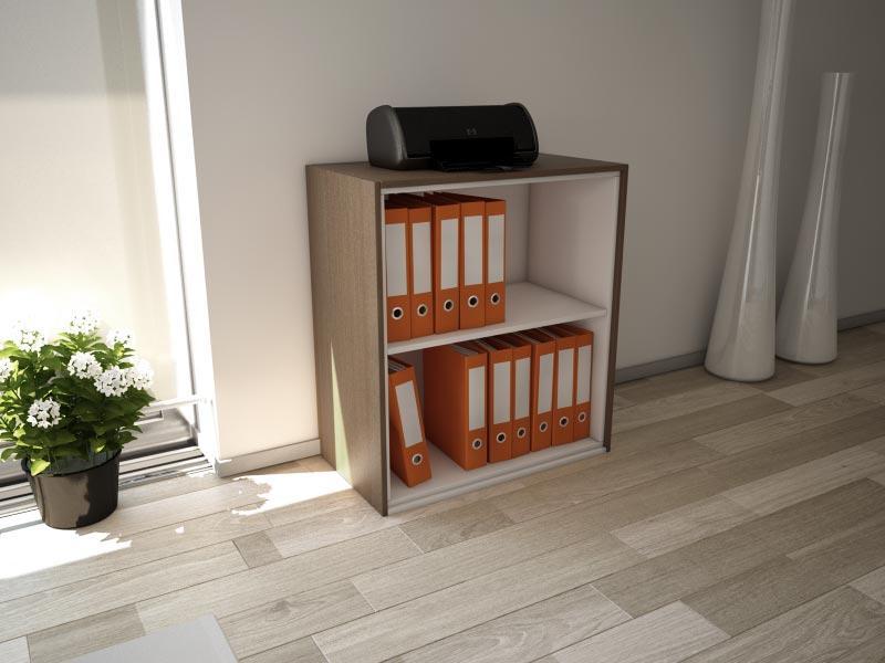 armoire basse ouverte h88 l90 comparer les prix de armoire basse ouverte h88 l90 sur. Black Bedroom Furniture Sets. Home Design Ideas