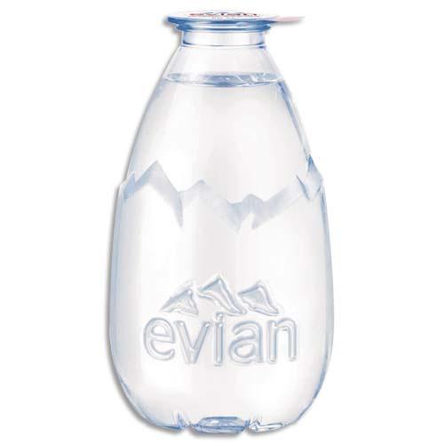 Evian bouteille d 39 eau la goutte 20 cl comparer les prix de evian bouteill - Evian bouteille verre ...