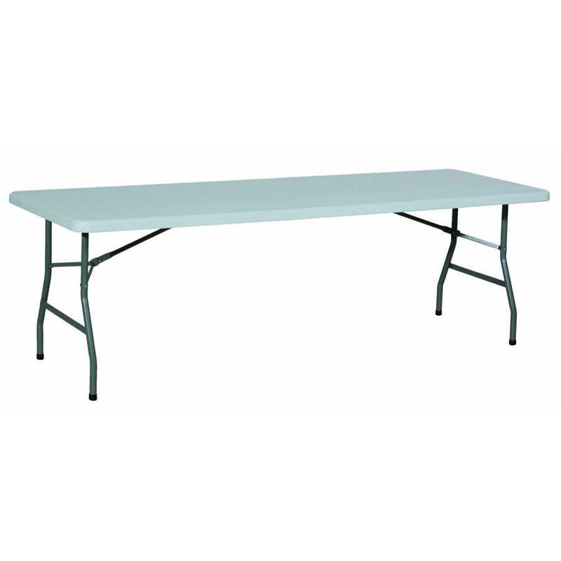 Grande Table Pliante Polypro 2 20 M Tplortb220x76