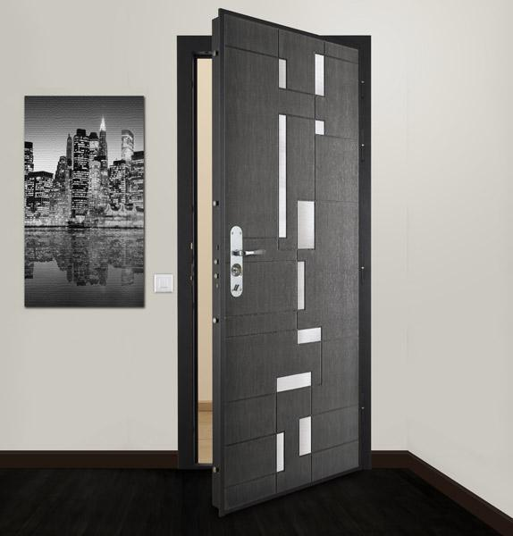 porte blindee. Black Bedroom Furniture Sets. Home Design Ideas