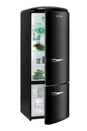 refrigerateurs domestiques combine pose libre rk60319obk. Black Bedroom Furniture Sets. Home Design Ideas