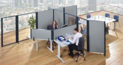 cloison de bureau comparez les prix pour professionnels sur hellopro fr page 1. Black Bedroom Furniture Sets. Home Design Ideas