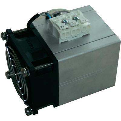 CHAUFFAGE SOUFFLANT DARMOIRE ÉLECTRIQUE 100 W 230 V/AC AVEC ...