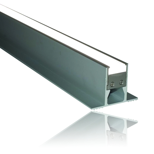 Eclairage lineaire a led bergamo for Eclairage terrasse led