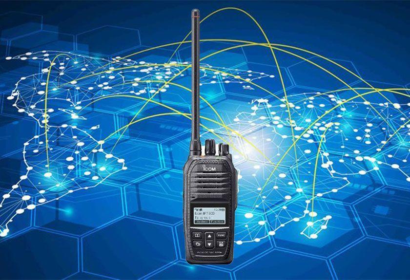 Talkie-walkie ip730d