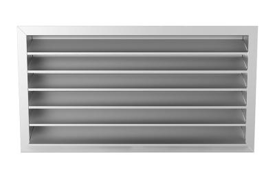 Grada france produits grilles de ventilation exterieures - Grille de ventilation exterieure aluminium ...