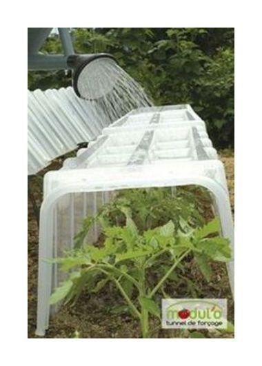 Serre comparez les prix pour professionnels sur hellopro - Tunnel de forcage rigide pour jardin ...