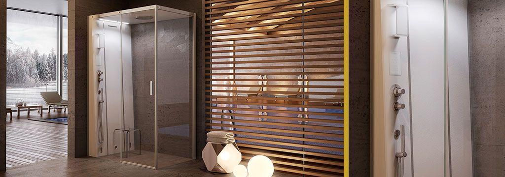 cabine de douche cloud 140. Black Bedroom Furniture Sets. Home Design Ideas