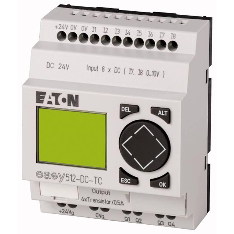 Module logique easy512-dc-tc