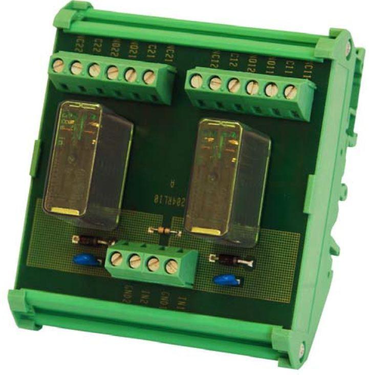 Platine relais rl203