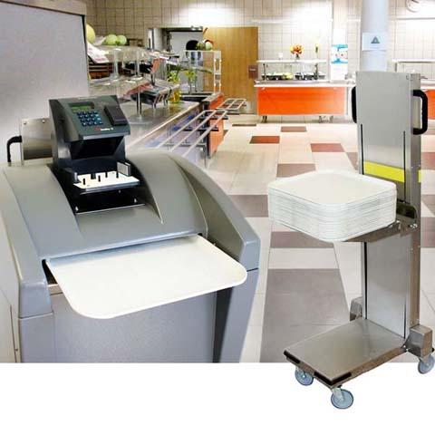 Distributeurs automatiques de plateaux repas