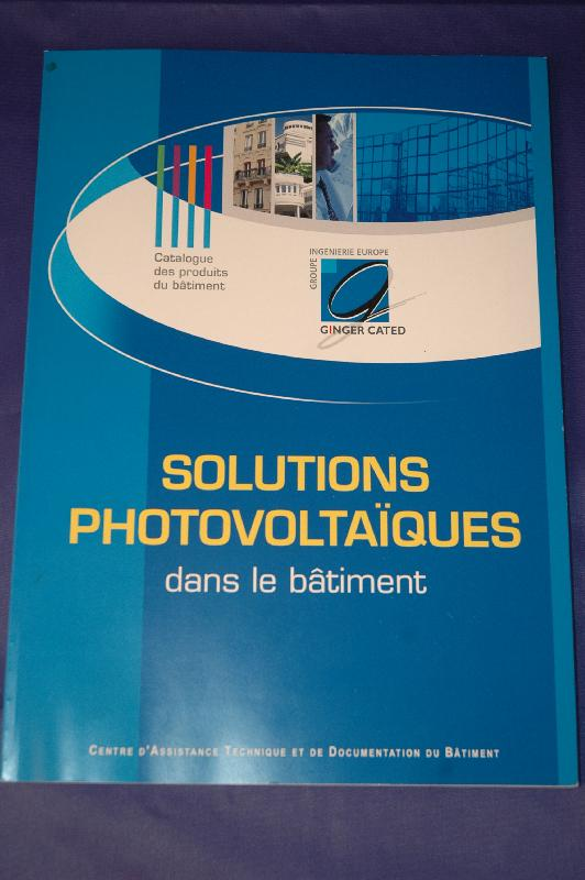 CATED PHOTOVOLTAICS