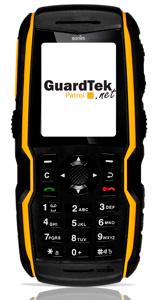 Guardtek patrol: controleur de ronde/pti/gps