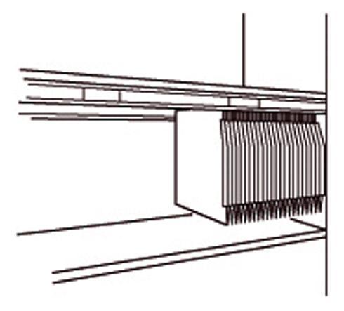 armoire avec porte battante bruneau achat vente de armoire avec porte battante bruneau. Black Bedroom Furniture Sets. Home Design Ideas