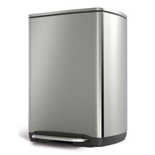 poubelle step can rectangulaire new generation 38 l et 50 l. Black Bedroom Furniture Sets. Home Design Ideas