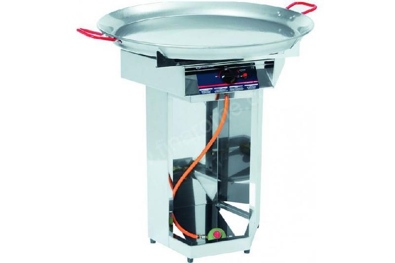 grill gaz professionnel pour pa lla 800 mm comparer les prix de grill gaz professionnel. Black Bedroom Furniture Sets. Home Design Ideas