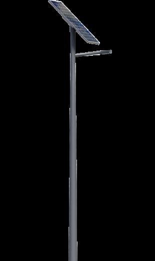 LAMPADAIRE SOLAIRE COMBI 3 GRIFF