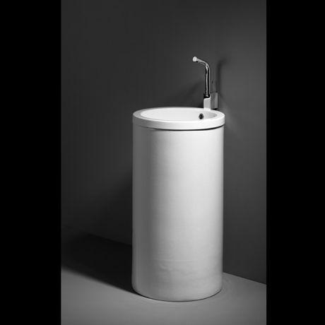 lavabo colonne c ramique blanc wca comparer les prix de lavabo colonne c ramique blanc wca sur. Black Bedroom Furniture Sets. Home Design Ideas
