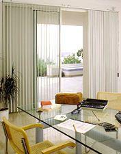 store a bandes verticales vertical en pvc. Black Bedroom Furniture Sets. Home Design Ideas