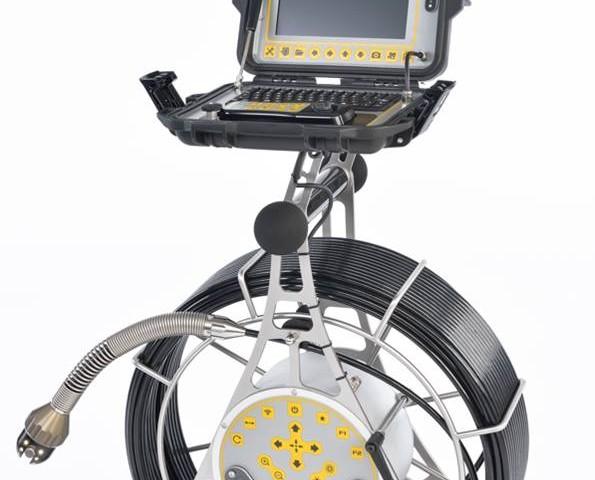 Camera d inspection rotative et pivotante mc360
