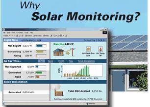 Logiciels de gestion d'installation solaire